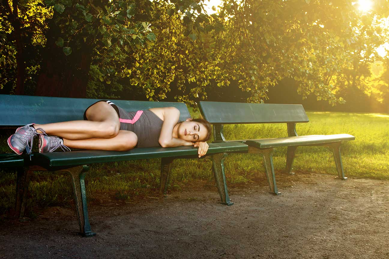 How to Change Your Running Schedule When You Can't Get Enough ...