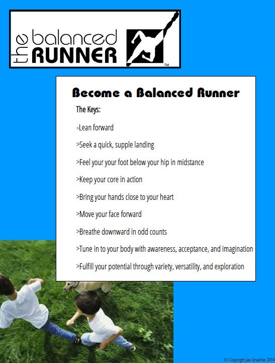 Become a Balanced Runner™