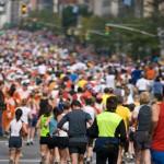 NYC Marathon 2015 Running Form Analysis
