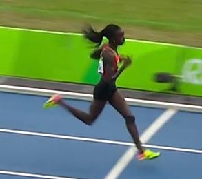 Vivian Cheruiyot Olympics 2016 10,000