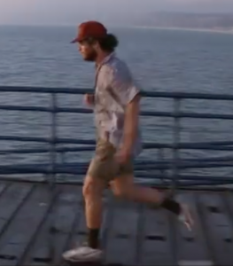 Forrest Gump ultra-running form